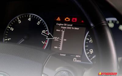 Calibrar pneu e verificar o nível do óleo: local interfere na medição?